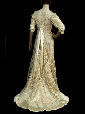 Gallery of Edwardian vintage clothing at Vintage Textile-French ...