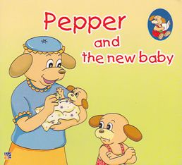 Activity Books Story Books Children 39 S Book Pepper And The New Baby New Baby Products Book Activities Baby Book