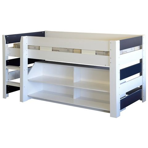 Lollipop Mid Sleeper Bed |FREE DELIVERY Next Day - Select Day| up to ...
