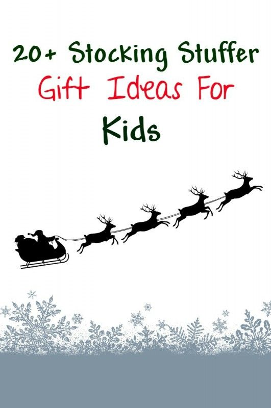 Stocking stuffer gift ideas for boys and girls something for all christmas gifts negle Images