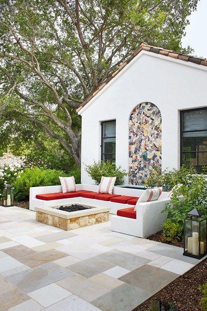 Small Garden Design Ideas. Outdoor Seating AreasGarden ...