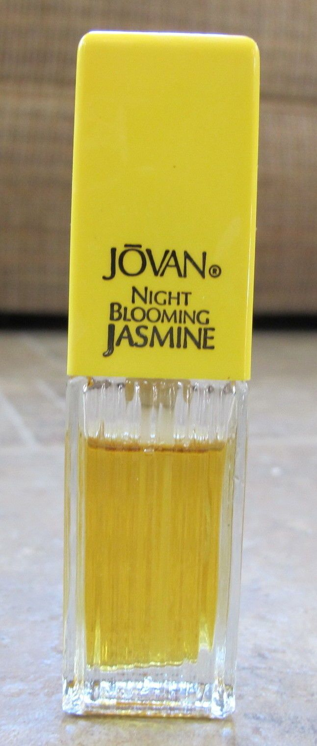 Jovan Night Blooming Jasmine 3 8 Oz Spray Cologne Vintage Perfume In Health Beauty Fragrances Women S Ebay