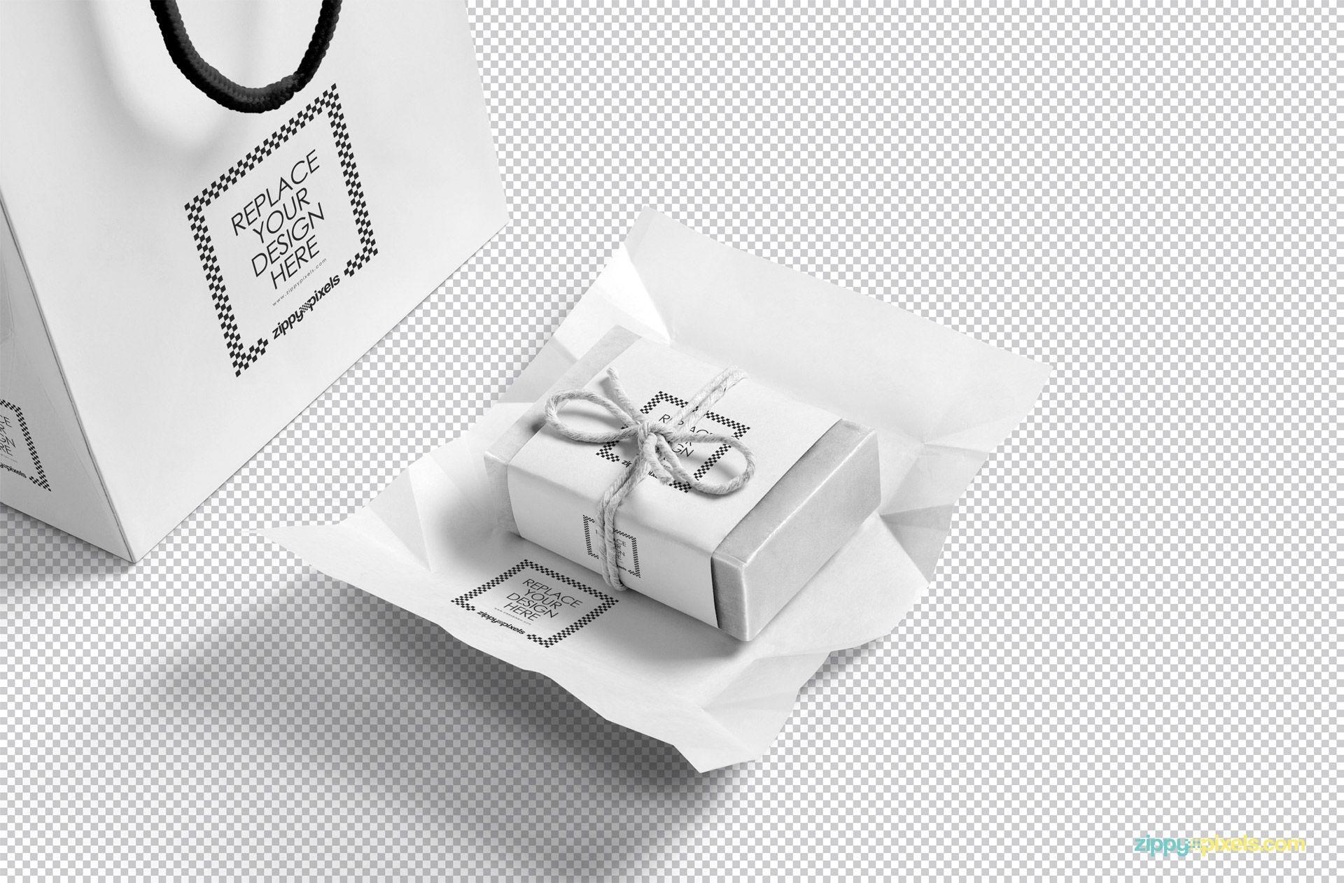 Free Craft Soap Bar Mockup Zippypixels Handmade Soap Bar Packaging Mockup Soap Packaging Design