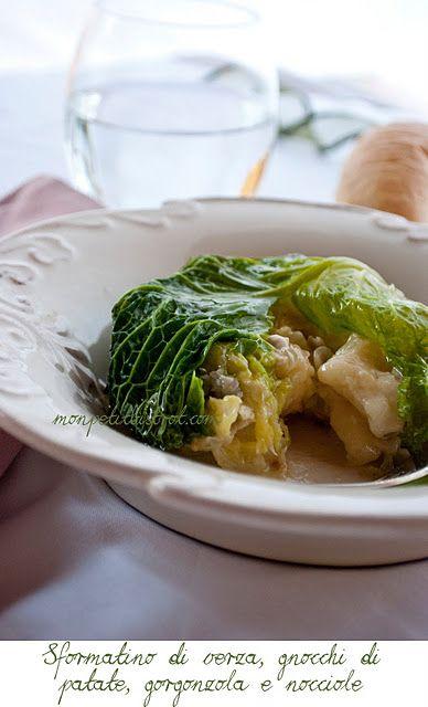 Sformatino di verza con gnocchi di patate gorgonzola e for Cucinare jalapenos
