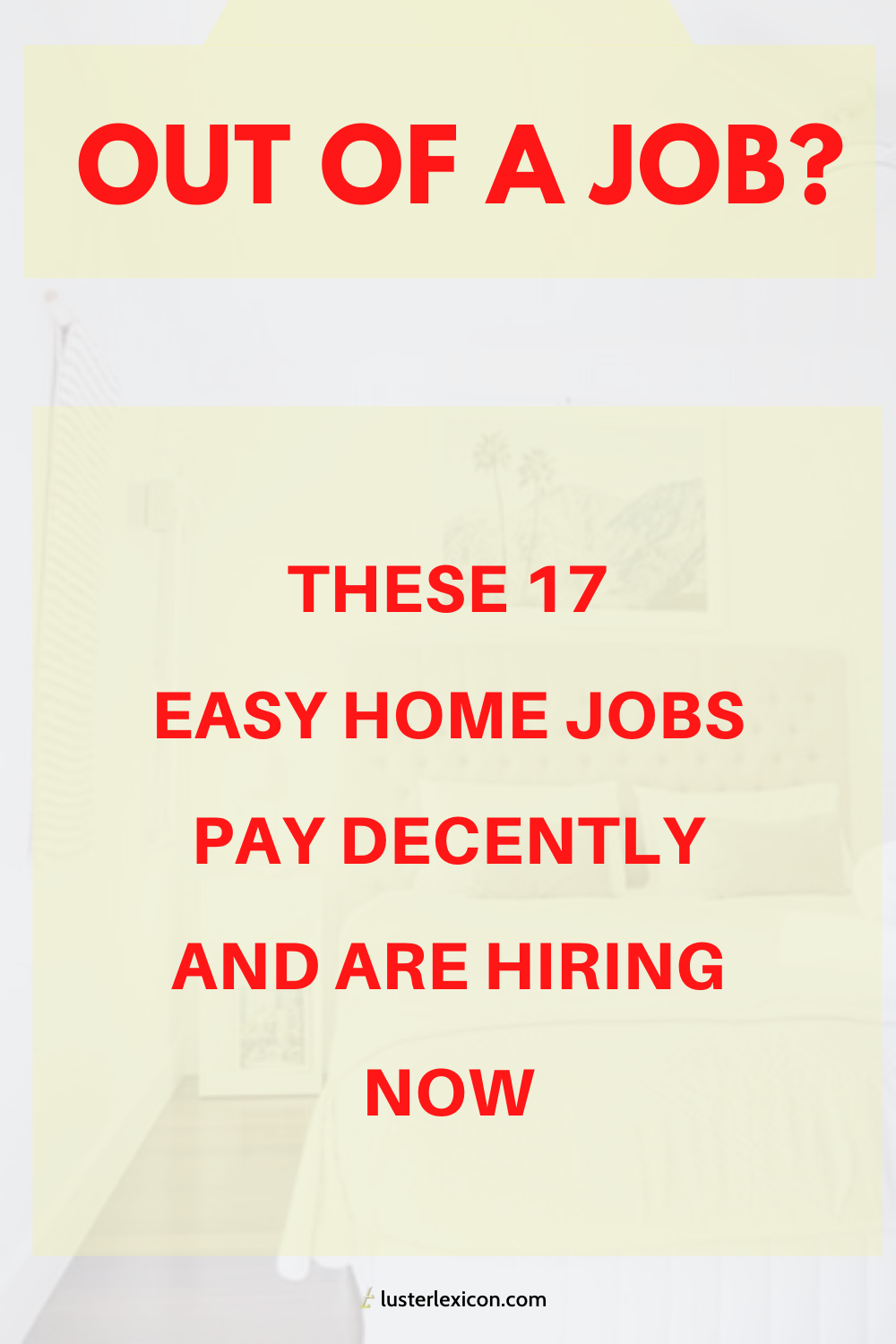 17 Easy Side Jobs That Are Flexible Require No Experience Luster Lexicon In 2020 Side Jobs How To Get Money Jobs For Teens