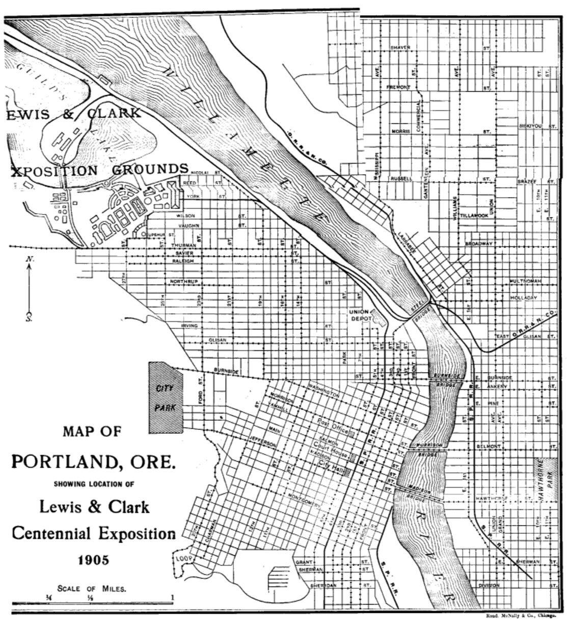 Map of downtown portland oregon portland oregon map see map map of downtown portland oregon portland oregon map see map details from rootsweb aiddatafo Choice Image