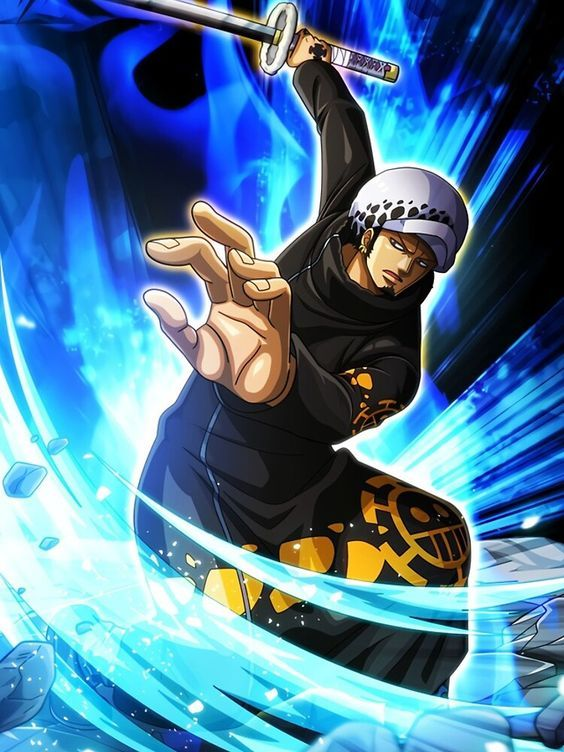 Talaflgar Law - One Piece