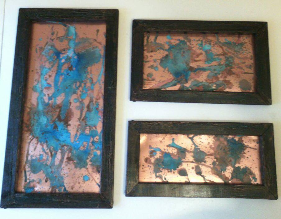 Terrific Copper Wall Art Outdoor Zoom Copper Sun Outdoor Wall Art ...