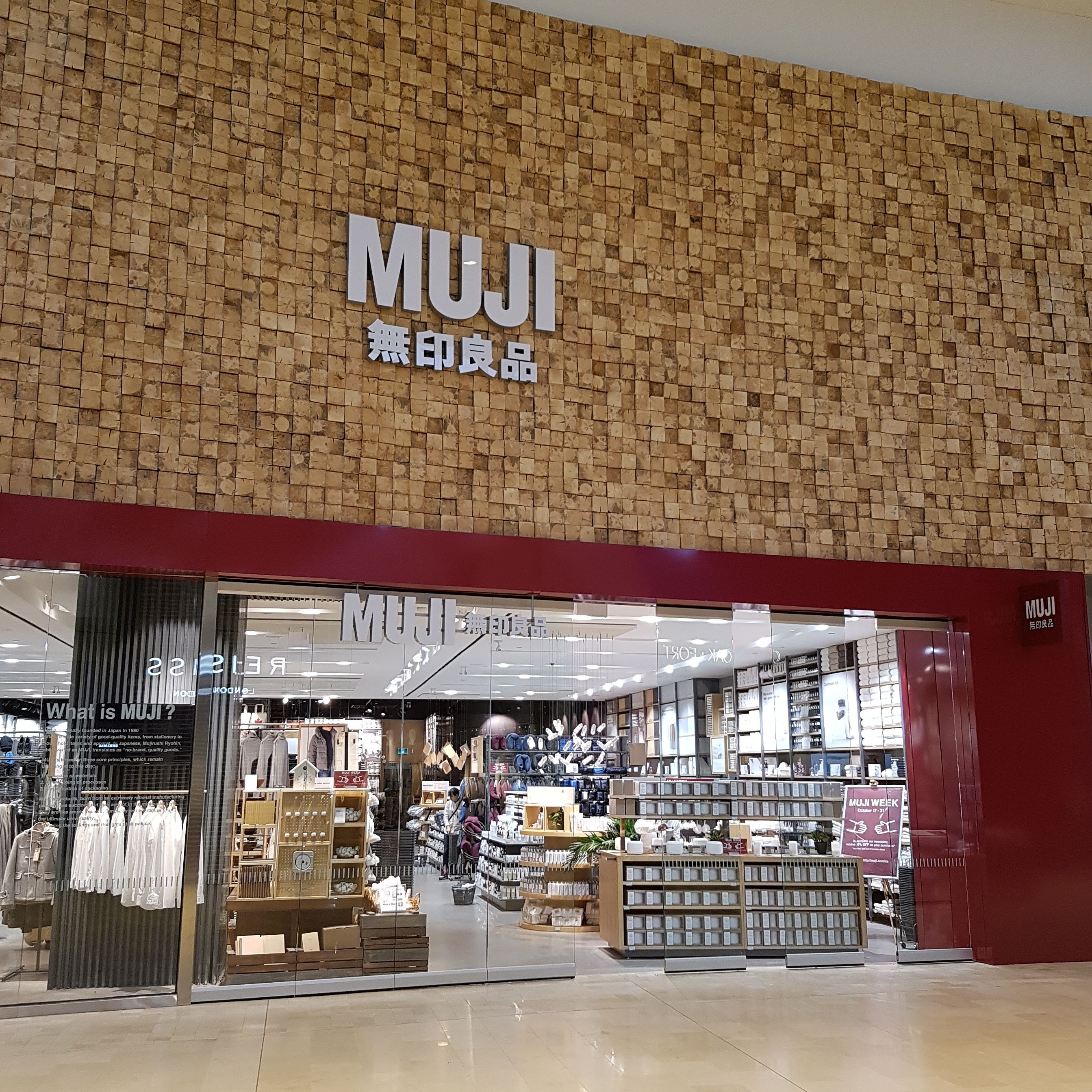 Muji Bordeaux Store Front Retail Design Store Fronts Broadway Shows Retail