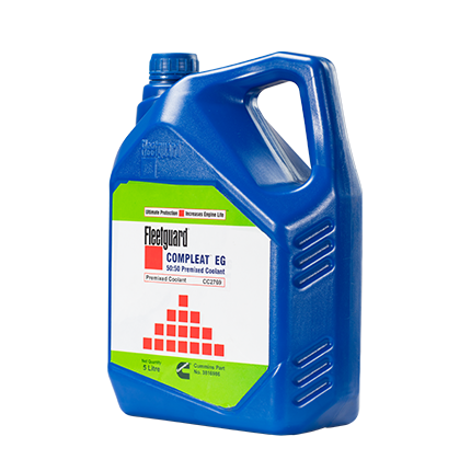 Ll Coolants Are Designed To Work In Conjunction With Fleetguard