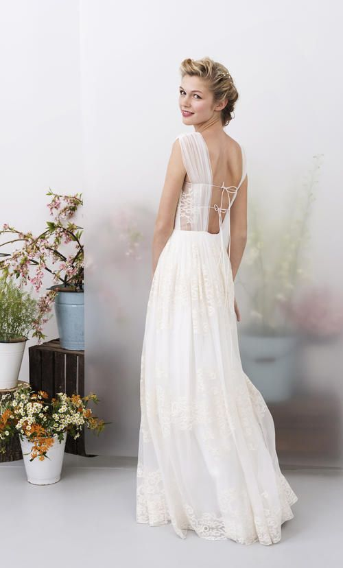 Blomma vintage wedding dress / kisui berlin | Wedding Dress Shopping ...