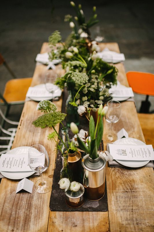 Rock My Wedding The Best Uk Wedding Planning Resource Table Settings Pretty Tables Table Decorations