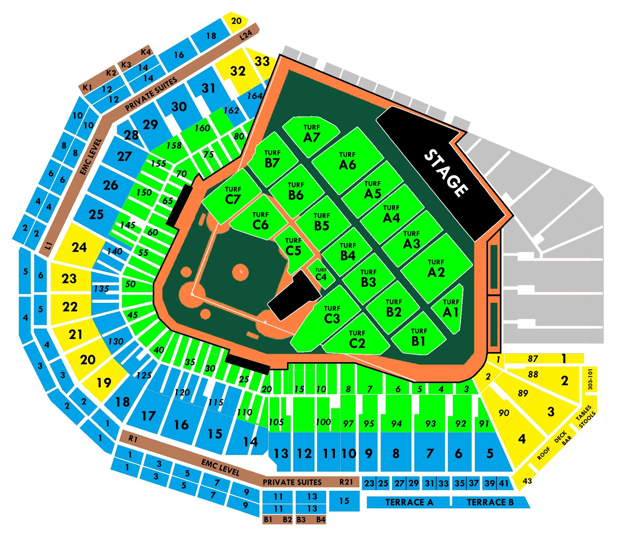 Fenway Where To Sit Thread Pearl Jam Community Intended For Fenway Park Concert Seating Chart24341 Fenway Park Boston Dead And Company Fenway Park