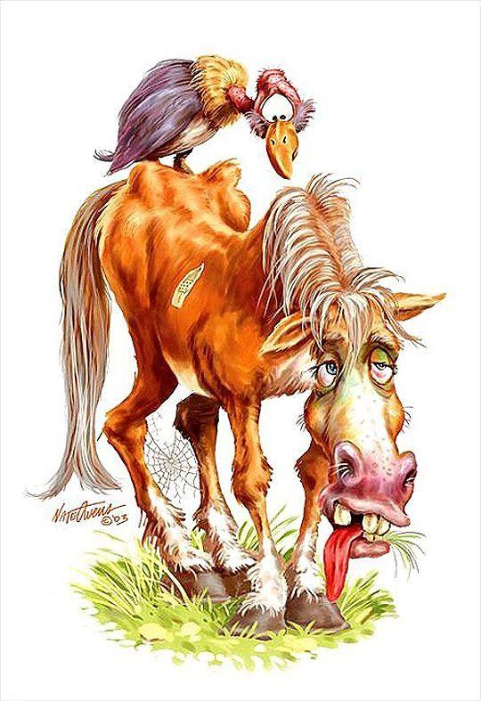 (Really) Cute Animals Illustrations:
