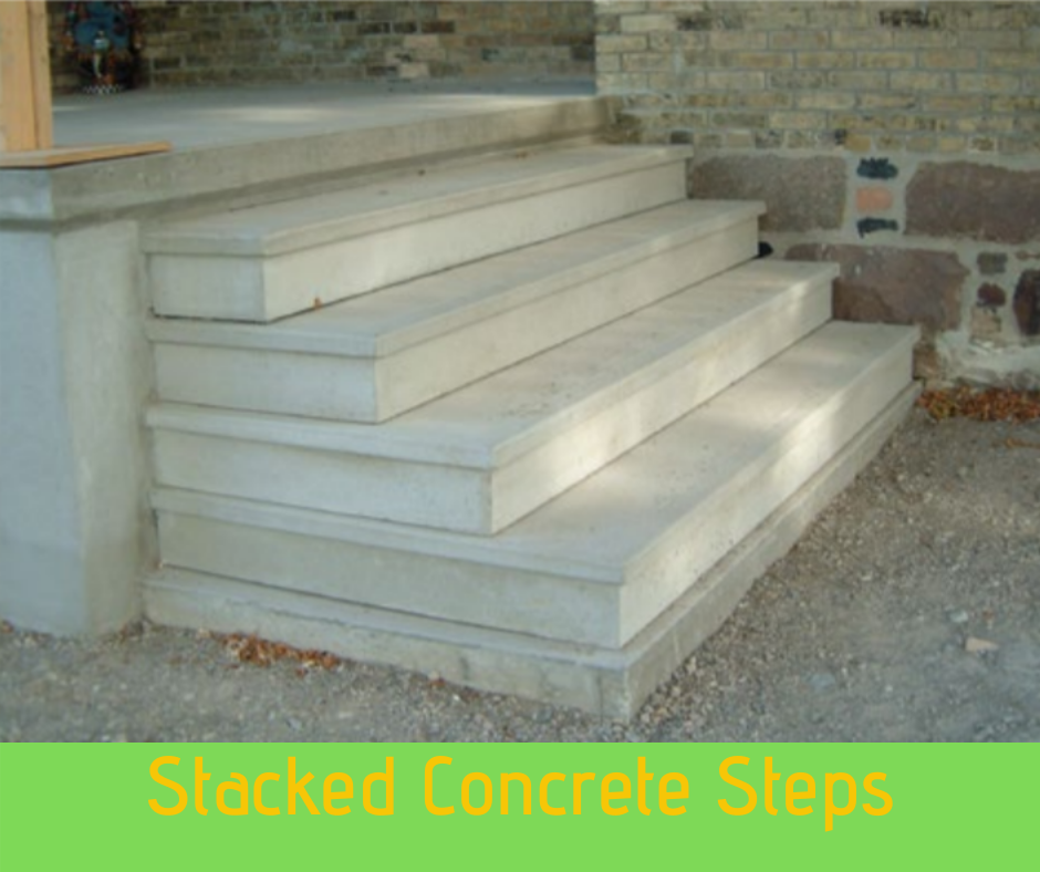 Precast Concrete Steps Toronto Installation In 2020 With Images