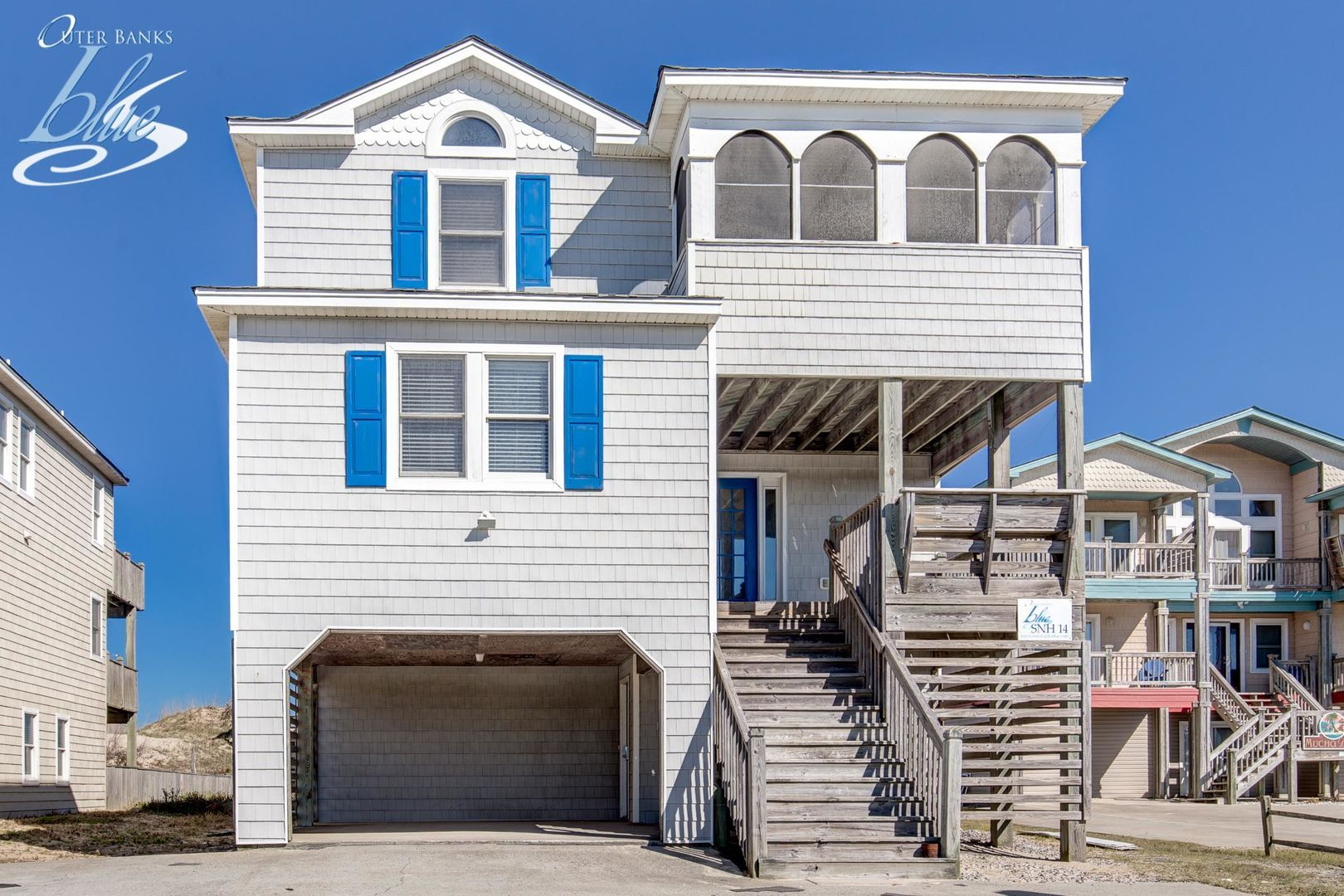 A great vacation on the Outer Banks awaits you at Sea