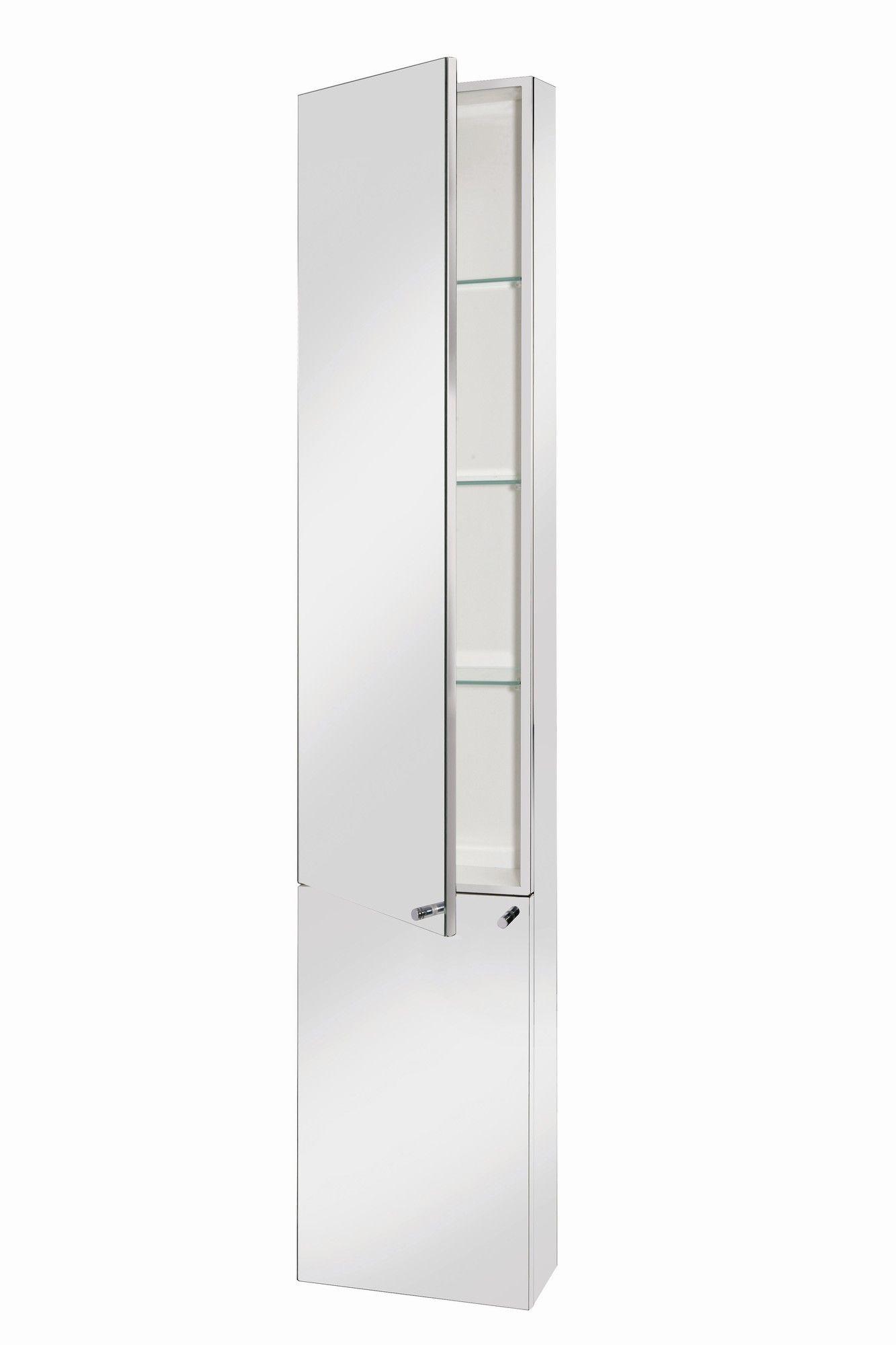 Croydex Nile Tall Mirrored Medicine Cabinet 209 48 Extra Tall Medicine Cabinet Cabinet