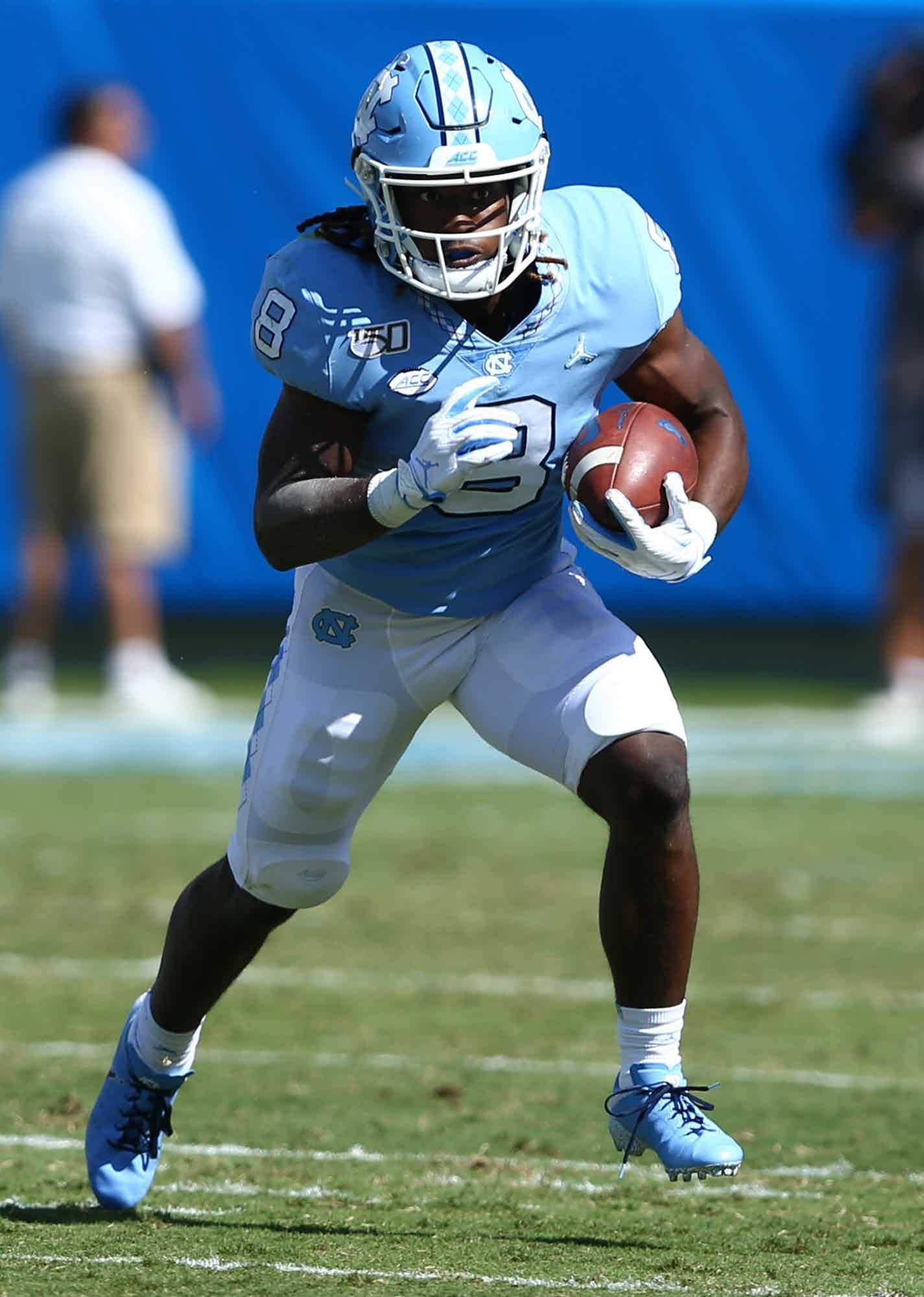 Pin by Doug Cameron on UNC Football 2019 (With images