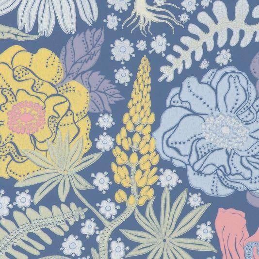 Lisa Wallpaper Wallpaper Wallpaper Botanical Wallpaper