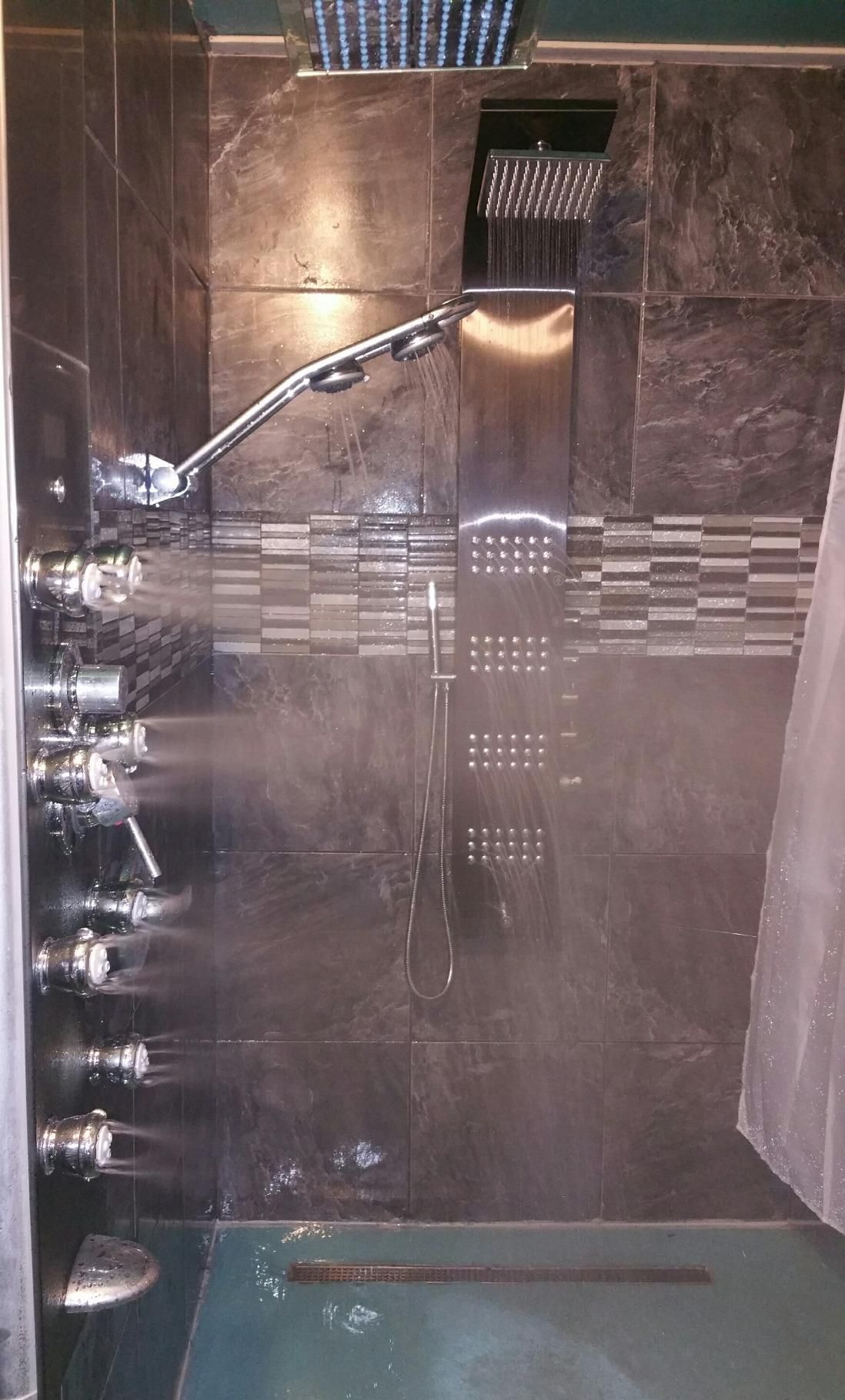 10 Best Shower Panels To Look Out For Shower Panels Glass