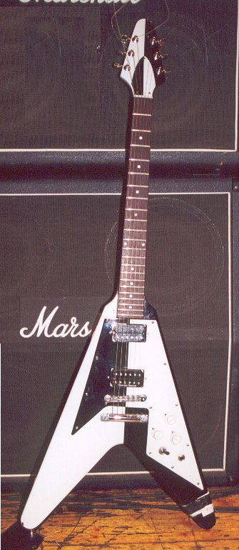 Pin By Michael Gifford On Legendary Flying V S Guitar Signature Guitar Bass Guitar
