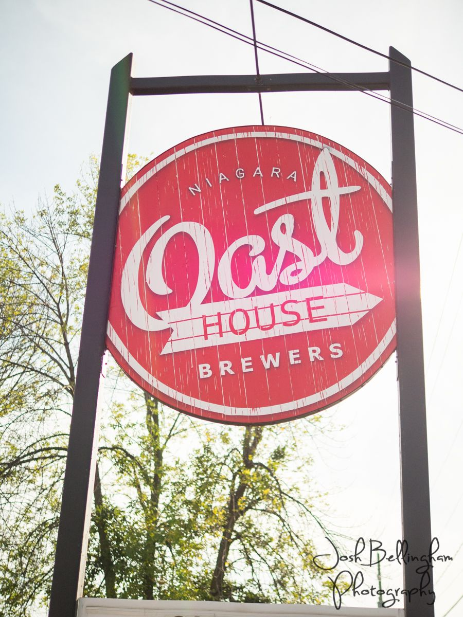 Niagara Oast House Brewers. Niagara On The Lake, Canada
