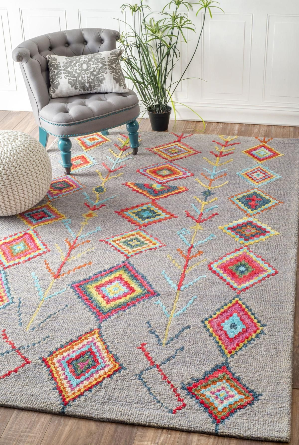 Room NuLoom Hand Tufted Belini Area Rug
