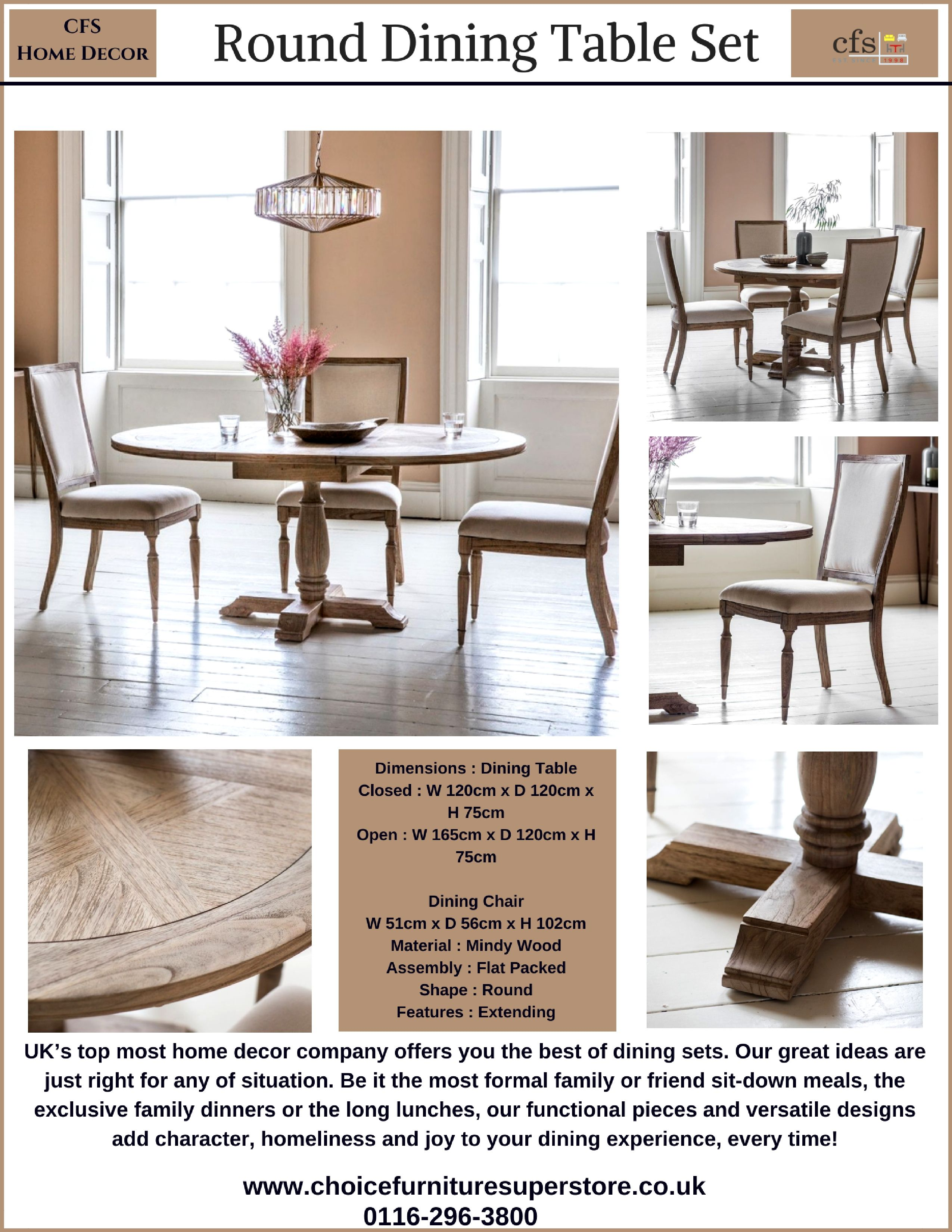 Uk S Top Most Home Decor Company Offers You The Best Of Dining