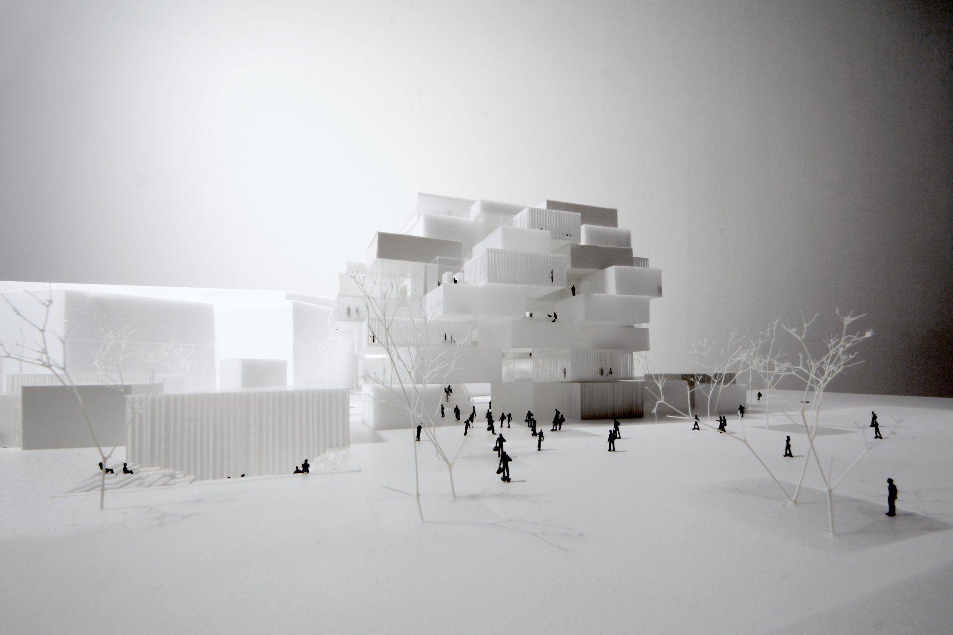 COBE - Helsinki Central Library