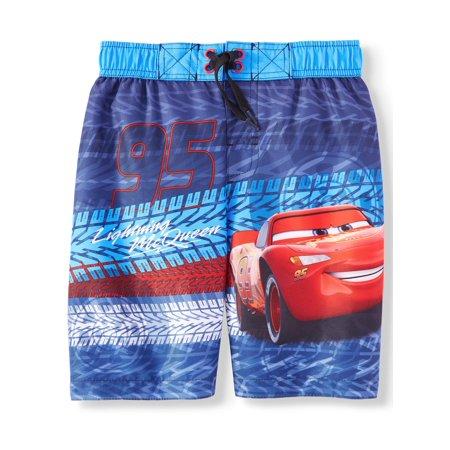 14058fd53e Lightning McQueen Swim (Little Boys) in 2019 | Products | Lightning ...