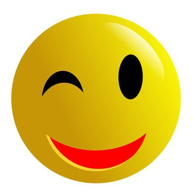 Winking Smiley Faces - ClipArt Best | Emoticon, Smiley, Smiley emoji