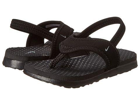 f11547e47022 Nike Kids Little Celso (Toddler) Black Flint Grey - Zappos.com Free Shipping  BOTH Ways