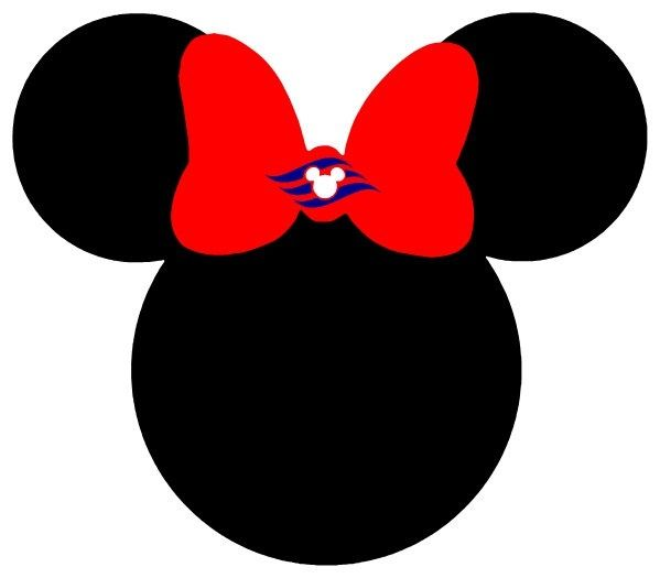 minnie mouse clip art clip art disney clipart pinterest mice rh pinterest com au disney cruise clipart disney cruise clip art free