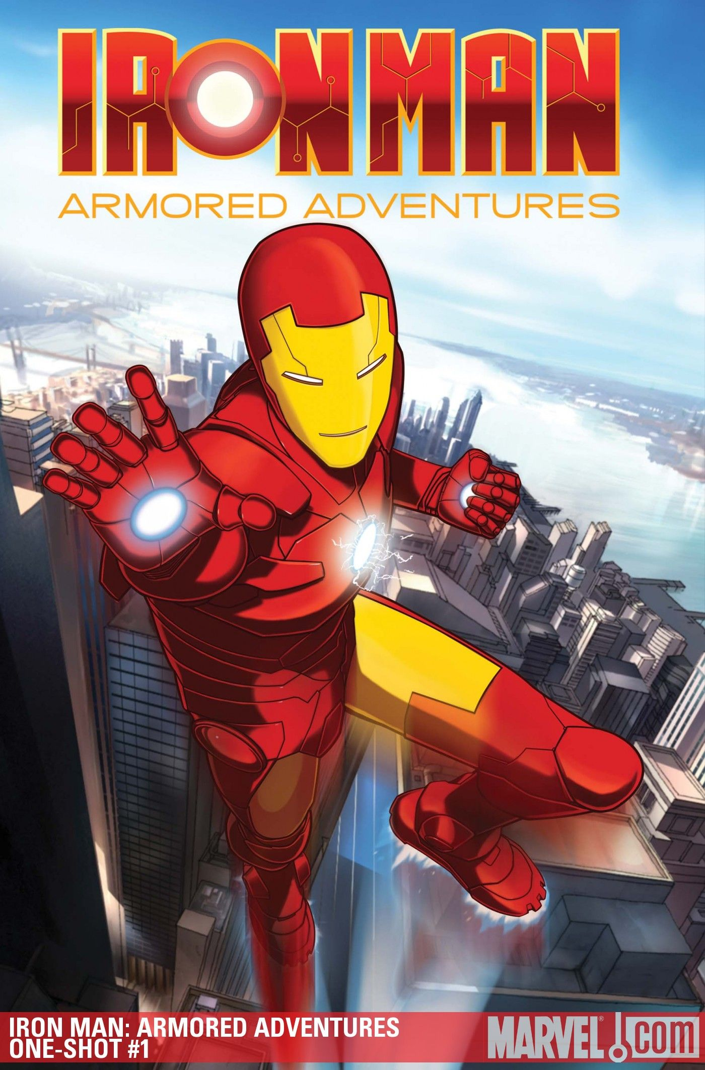 Iron Man Armored Adventures. Ok, it's a TV show and not a