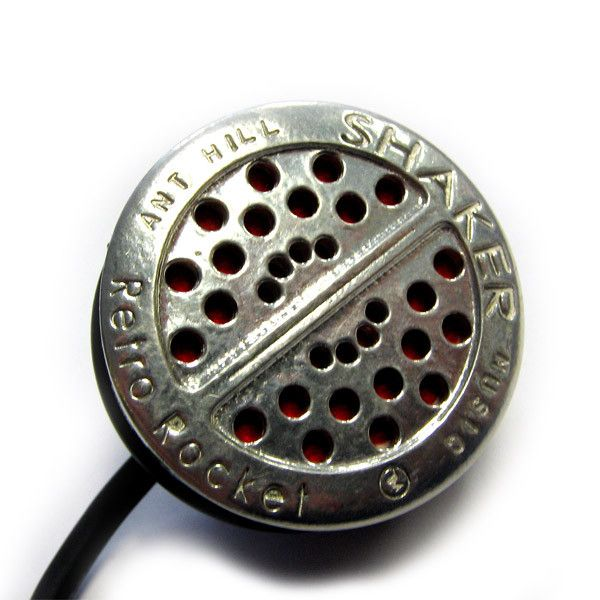 Shaker Limited Edition Gravy Harmonica Microphone