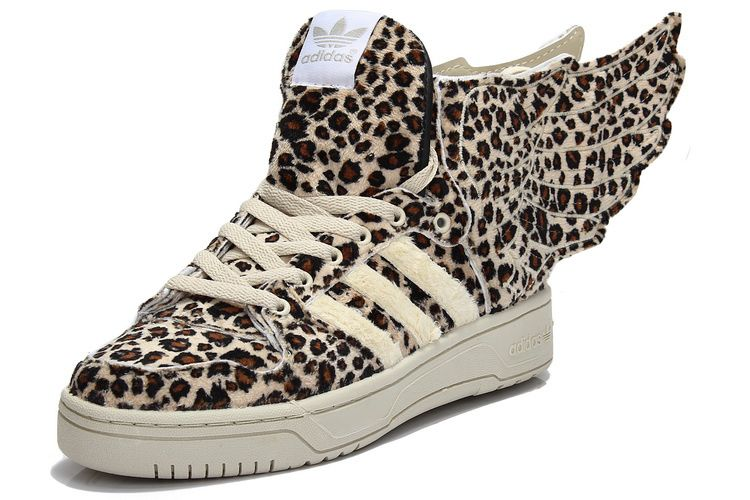 Adidas Jeremy Scott Leopard Sale UK