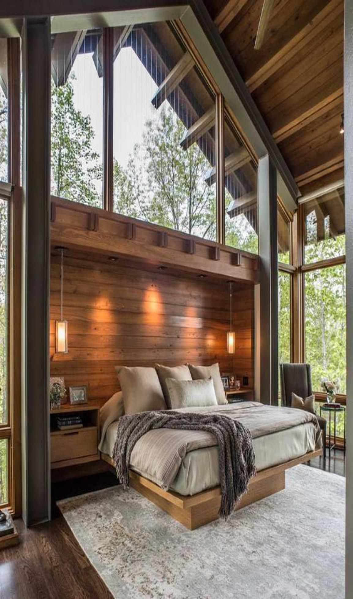 45 awesome minimalist bedroom design ideas in 2020 on modern cozy mountain home design ideas id=72591