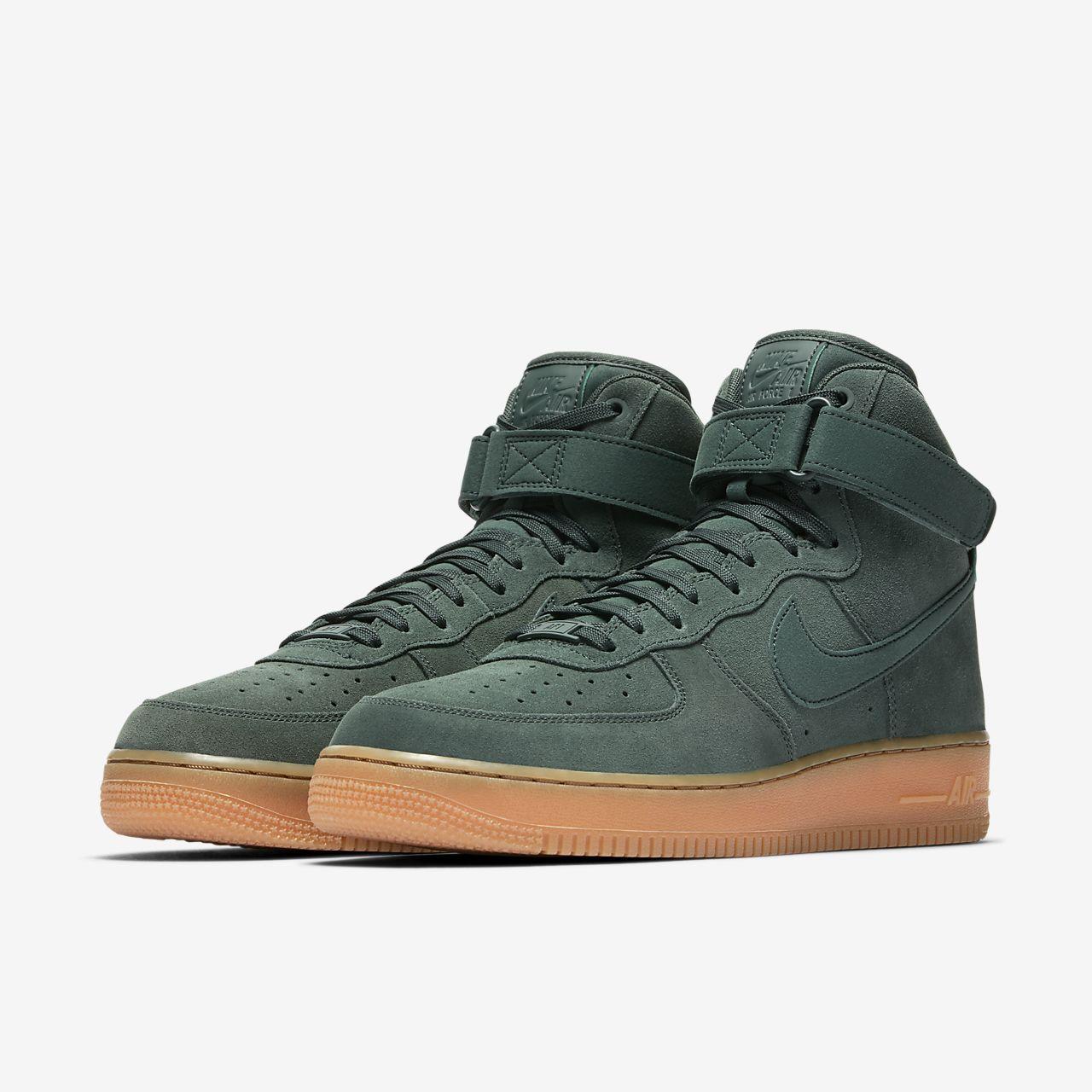 Nike Air Force 1 High '07 LV8 Suede Men's Shoe | Womens