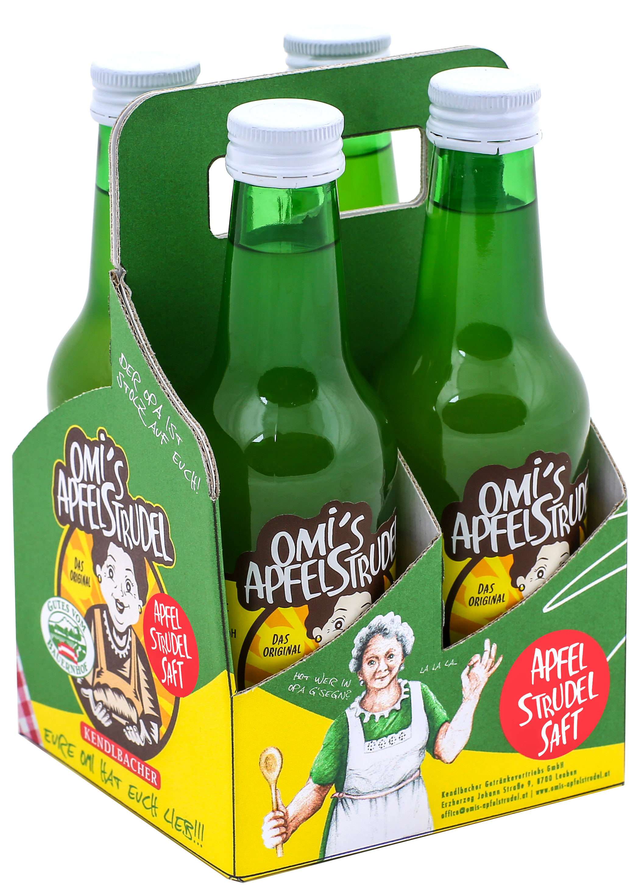 Cloudy apple juice from the Styria region of Austria award