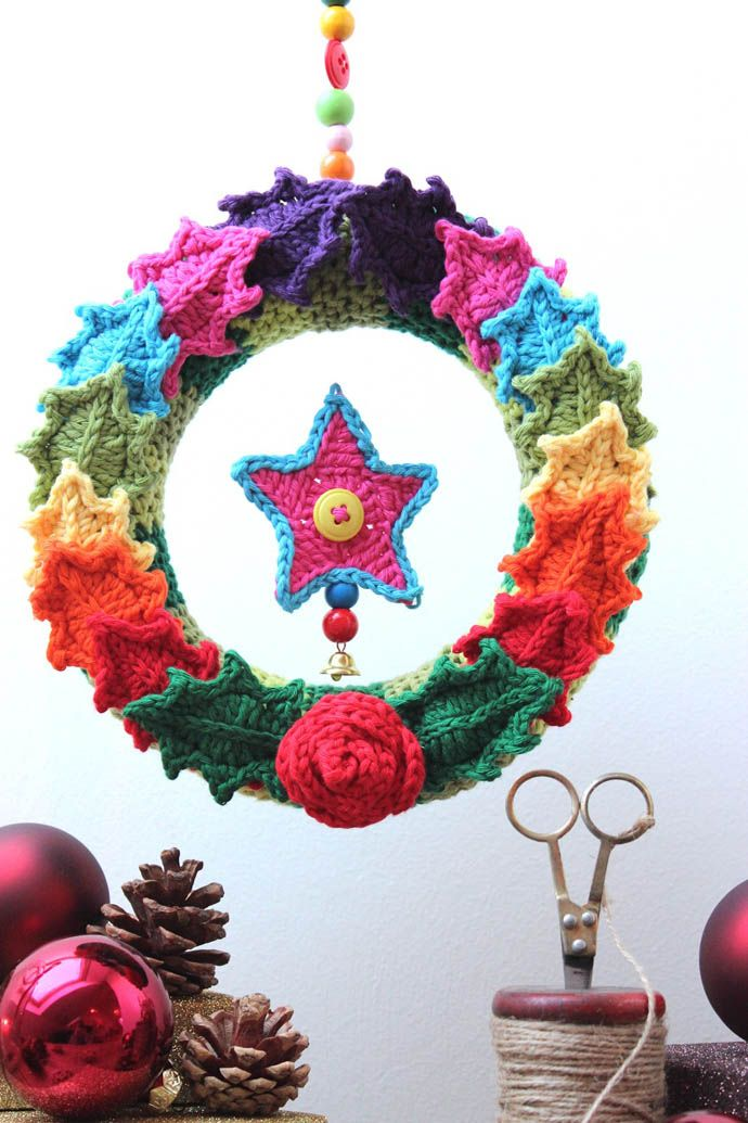 Love this wreath - inspiration only