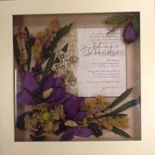 Wedding Gift Ideas Michaels : bride gifts wedding gifts wedding things flower preservation pressing ...