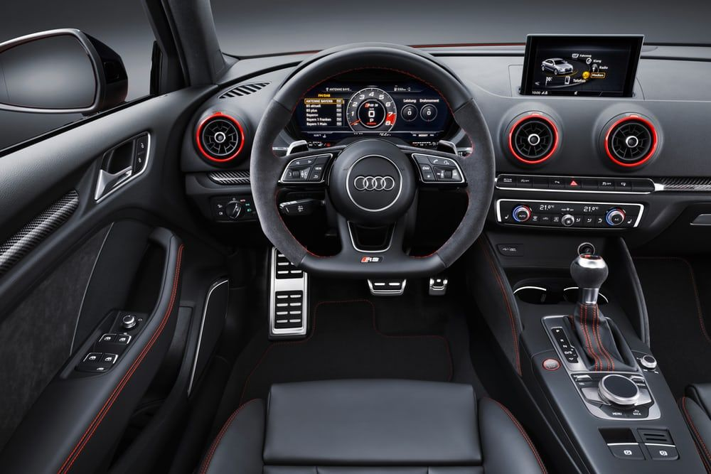 Audi Tackles Road And Racetrack With New Rs3 Models Audi Rs3