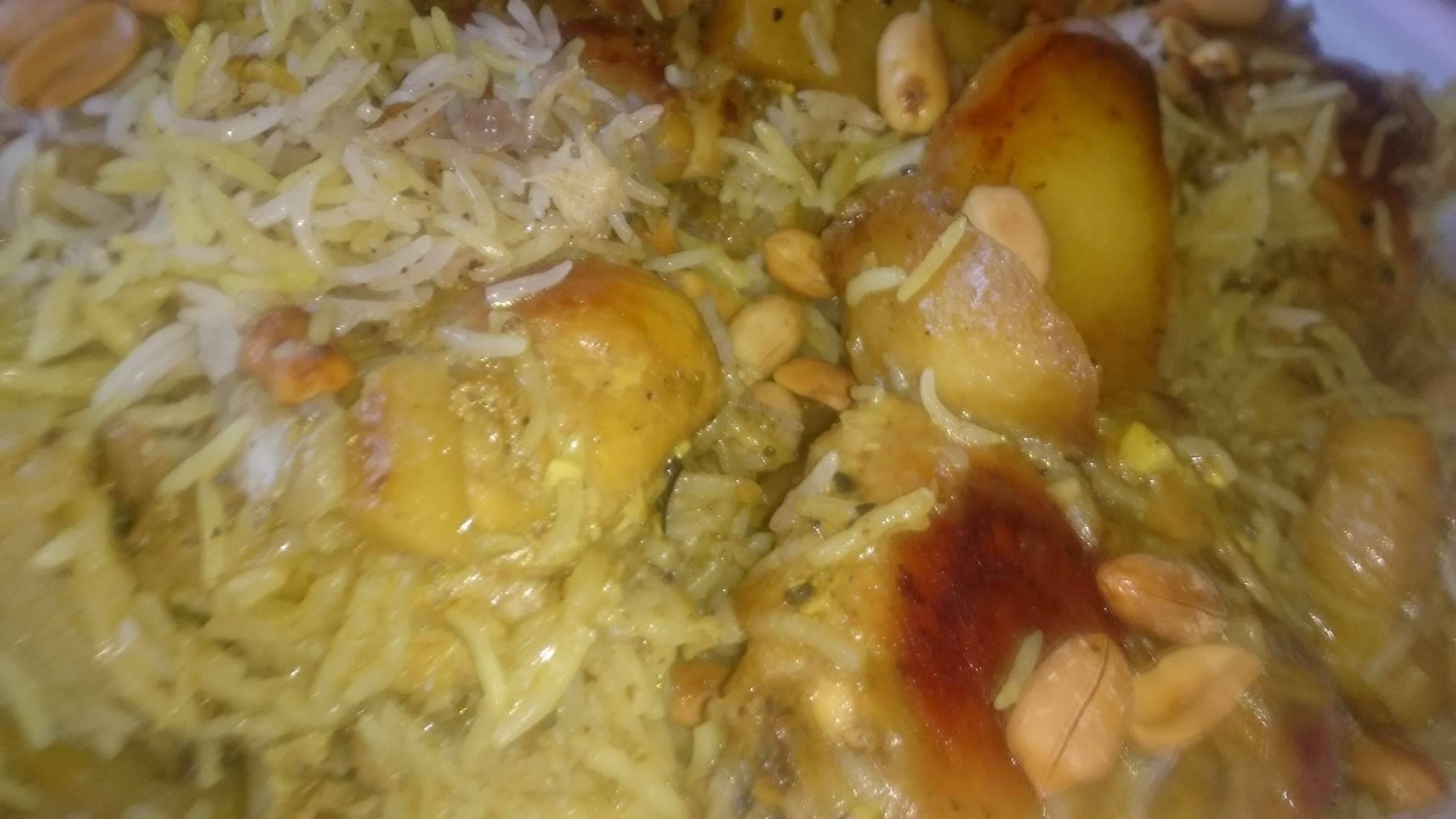 طريقة عمل الزربيان اليمني على أصوله زاكي Food Rice Dishes Main Dishes