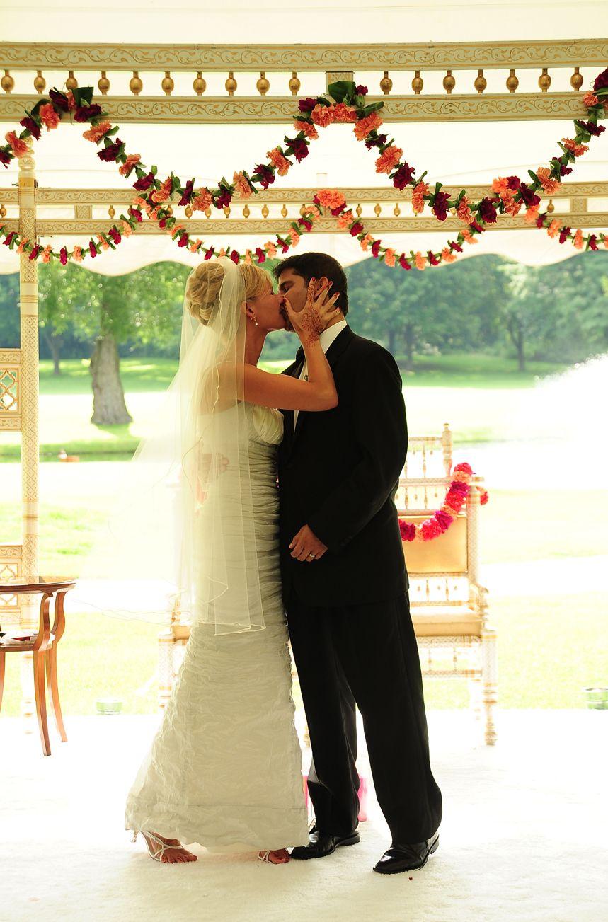 Indian American Wedding Wedding Ceremony  Indian -1783