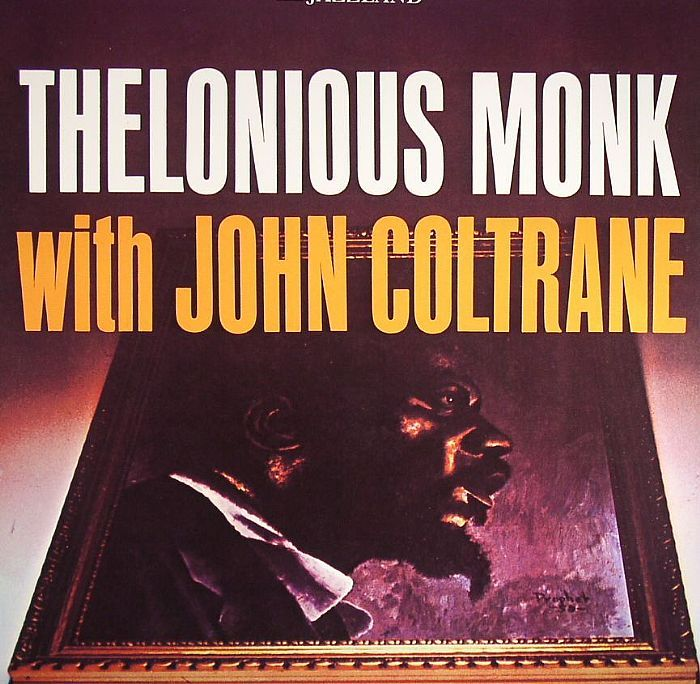 Thelonious Monk with John Coltrane - Jazzland Records JLP