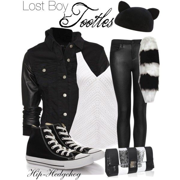 Lost Boy - Tootles - disney Peter Pan outfit