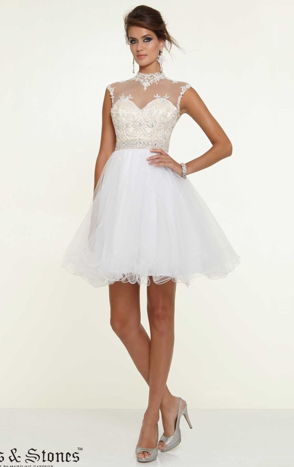 Mori Lee 9309 by Sticks and Stones by Mori Lee