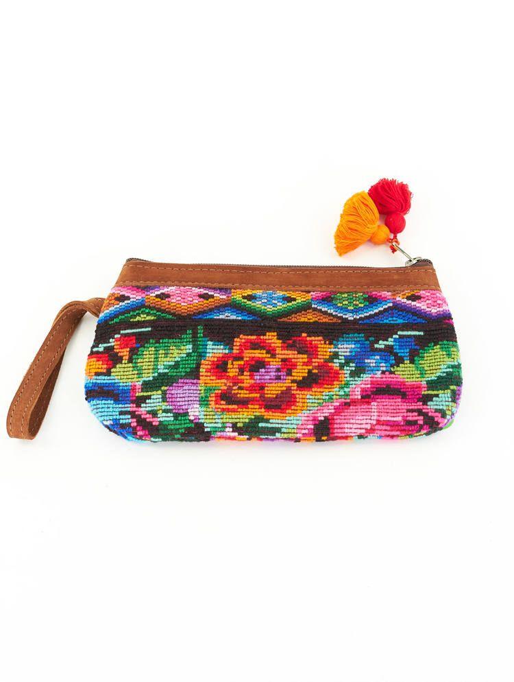 NO. 103 VINTAGE MINI HUIPIL CLUTCH   Cosas Mexicanas   Pinterest ...
