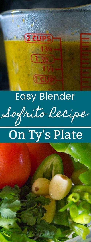 Easy Sofrito Recipe Sofrito Recipe Basic Sofrito Recipe