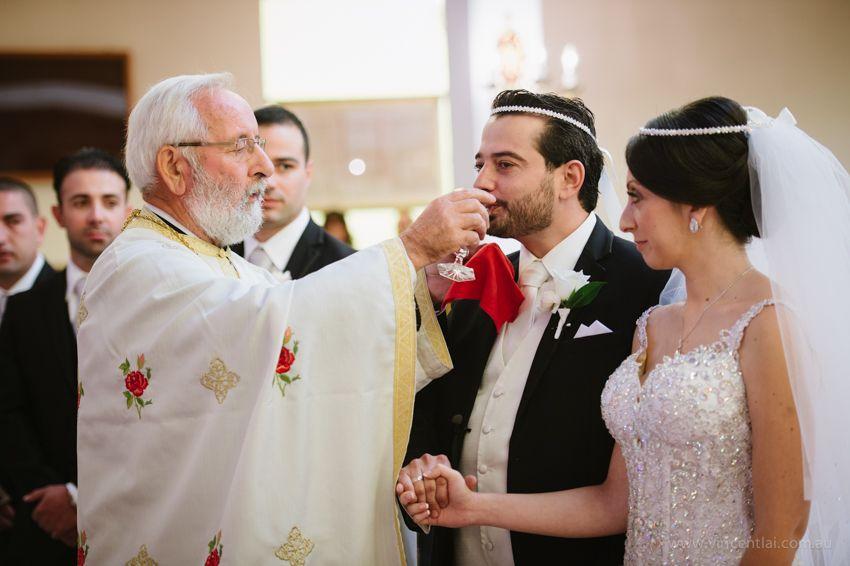 All Saints Greek Orthodox Church Wedding Belmore | Waterview